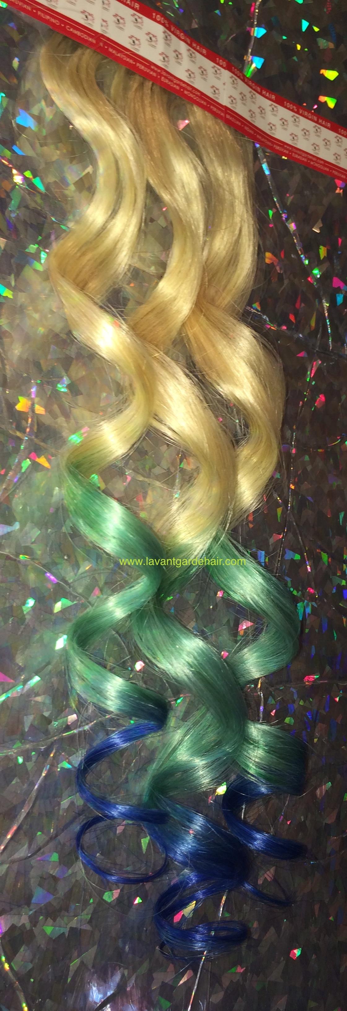 Mermaid Collection : L'avant Garde Hair
